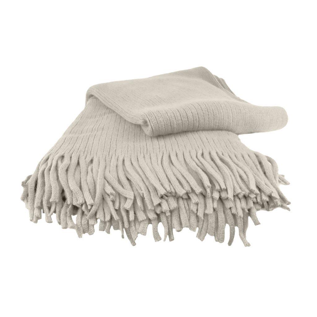 Liviza plaid beige – cashmere