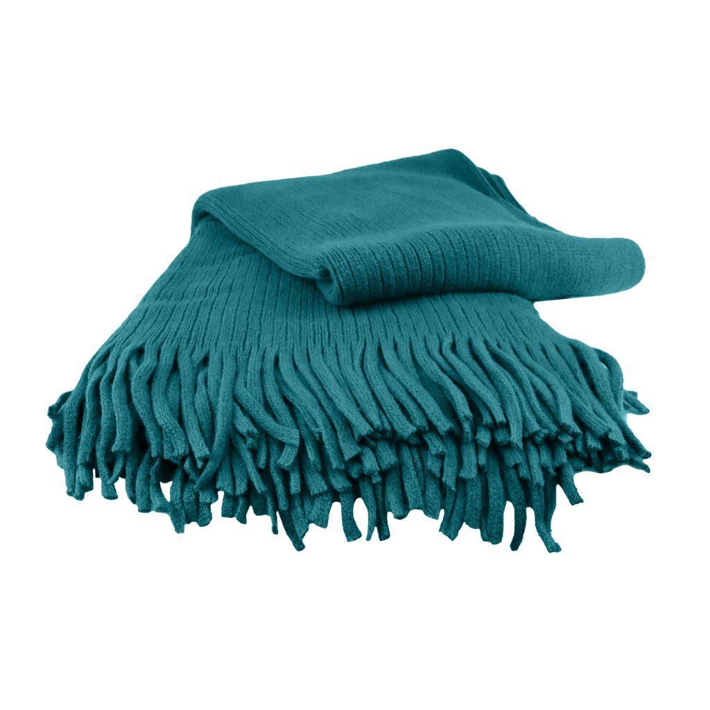 Liviza plaid groen – cashmere