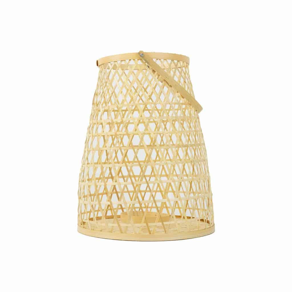 Bamboe lantaarn Ligero