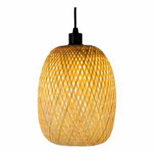 Hanglamp bamboe Diola