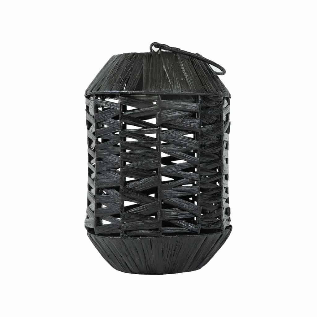 Lantaarn Barca - Waterhyacint zwart